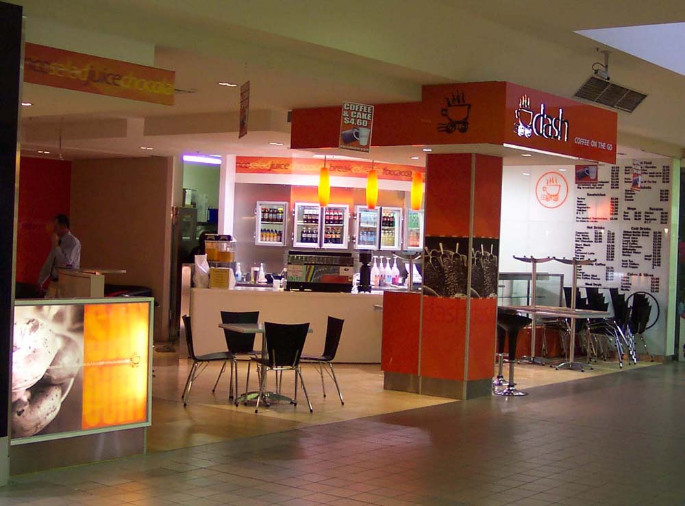 kiosks food suppliers